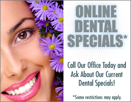 Parkville Dental Specials Discount Coupon